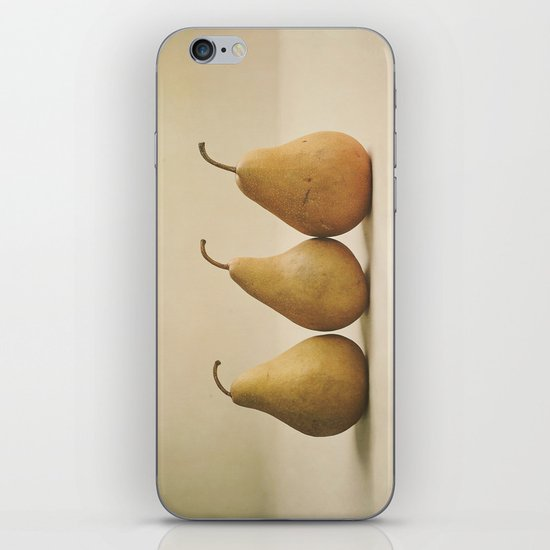 Bosc Pears iPhone & iPod Skin