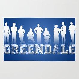 Community - Greendale Community College Rug