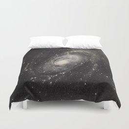 Nebula M81 Ursa Major Duvet Cover