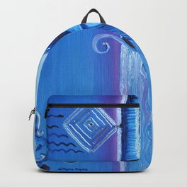 Le coq Backpack
