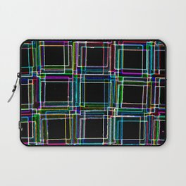 Neon Staircase Laptop Sleeve