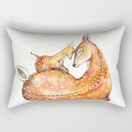 Doh a Deer Rectangular Pillow
