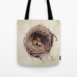 Yoshi Eggs Tote Bag