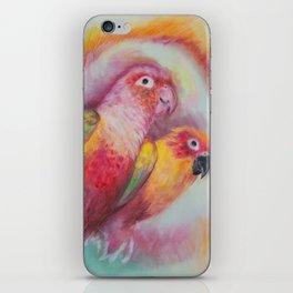 Bird and Birdy iPhone Skin