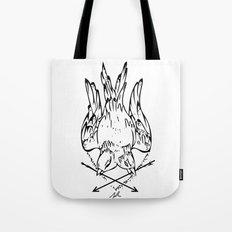 Two Bird Tote Bag