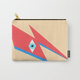 David Bowie  |  Ziggy Stardust  |  Minimalism Carry-All Pouch