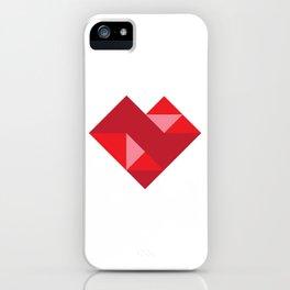 Love (He)art iPhone Case
