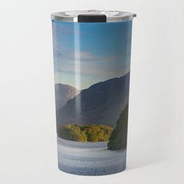 Lake Derwentwater in the Lake District, England Travel Mug