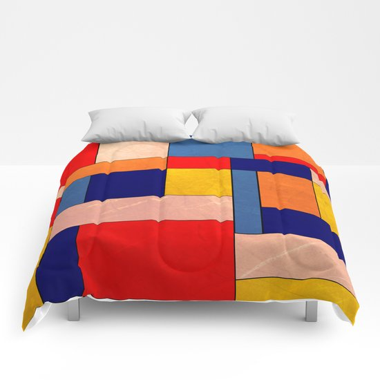 Abstract #340 Comforters
