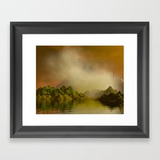 Guardians of the Mist Framed Art Print