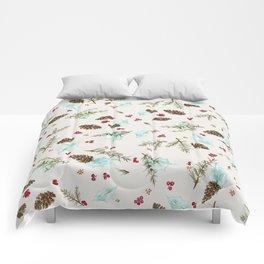 Winter walk Comforters