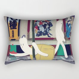 f a t e l a c a r i t à Rectangular Pillow