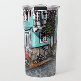 Vespa Street Travel Mug