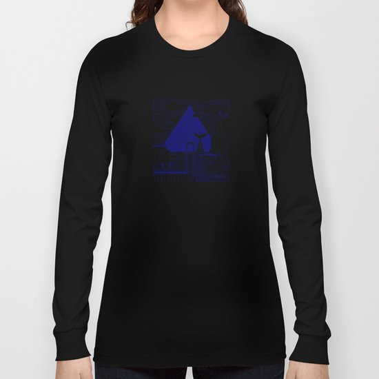 Places 1 Long Sleeve T-shirt