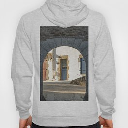 The Arch and the House Hoody