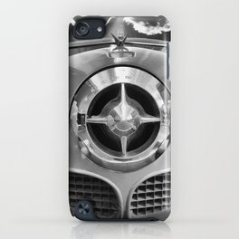 Studebaker and Trains iPhone Case