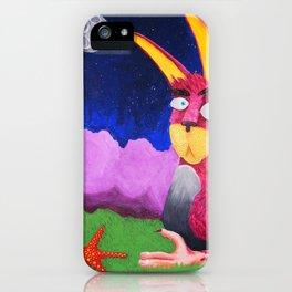 Poison Moon iPhone Case