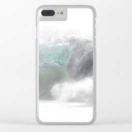 Table Rock Clear iPhone Case
