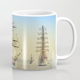 Sail Boston - Oliver Hazard Perry Coffee Mug