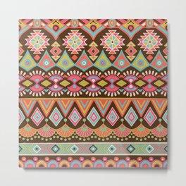 Tribal Design 1 Metal Print