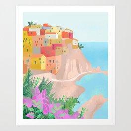 Cinque Terre 1 Art Print