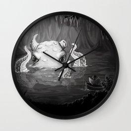 Gimme Back My Horn Wall Clock