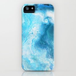 Lure Of The Sea II iPhone Case