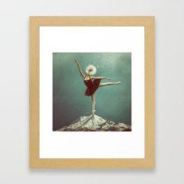 Destino Framed Art Print