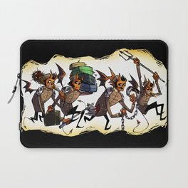 Hell's Bellhops Laptop Sleeve