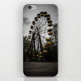 Pripyat Wheel iPhone Skin