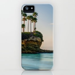 Palm Point iPhone Case