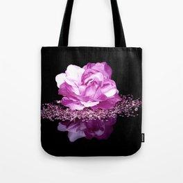 Flower reflexion Tote Bag