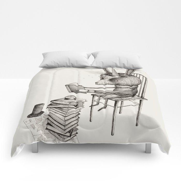 'Dreams Of Leaving - Part 1' Comforters