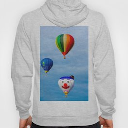Happy hotair balloons Hoody