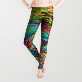 AnimalColor_Hippo_003_by_JAMColors Leggings