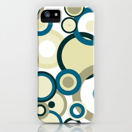 Harmony Circles iPhone Case