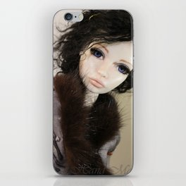 Once Upon A Doll iPhone Skin