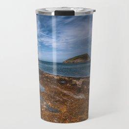 Penmon Point Lighthouse Travel Mug