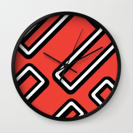 The chosen path Wall Clock