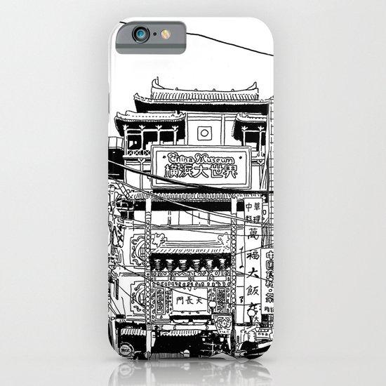 Yokohama - China town iPhone & iPod Case
