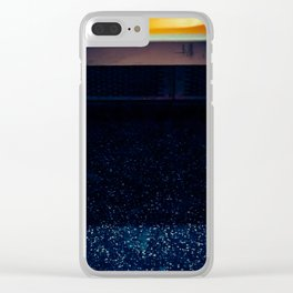 The only way I ride New York Subway Clear iPhone Case