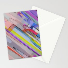 Abstract Composition 710 Stationery Cards