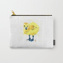 Baby Duck - Canada Goose Gosling Carry-All Pouch