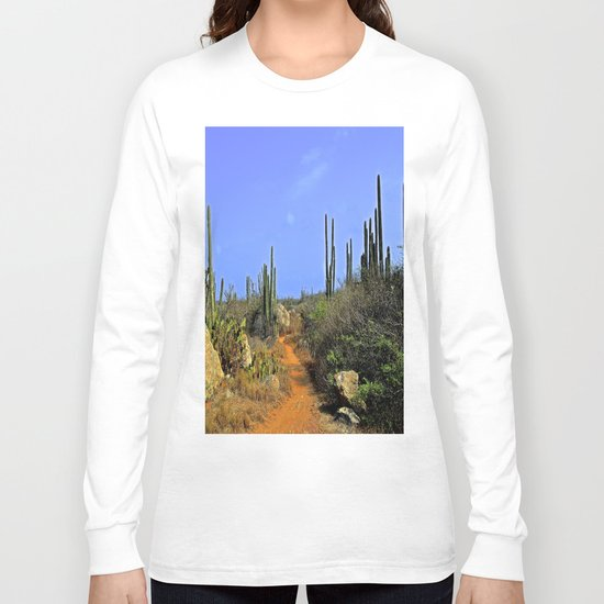 Desert Pathway Long Sleeve T-shirt