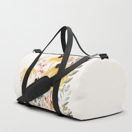Summer Flowers Duffle Bag