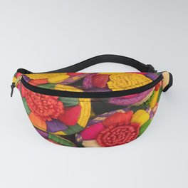 Color of Wicker Fanny Pack