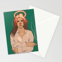 Cinnamon girl Stationery Cards
