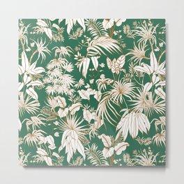 Great greenish jungle Metal Print