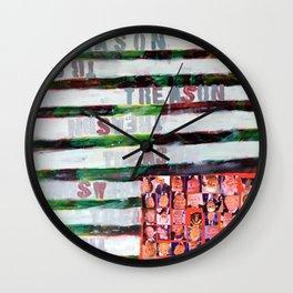 Treason Wall Clock