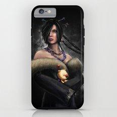 Final Fantasy X Lulu Painting Portrait iPhone 6 Tough Case